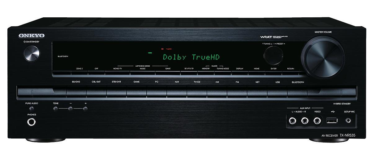 Onkyo TX NR535 (TX NR 535) Amplituner kina domowego 5.2 z 4K