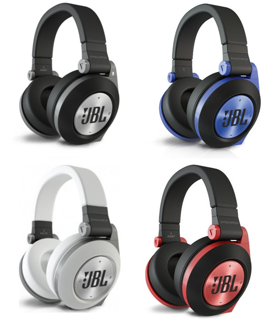 JBL Synchros E50BT (E-50BT) Bluetooth 4 0 Over-Ear Wireless